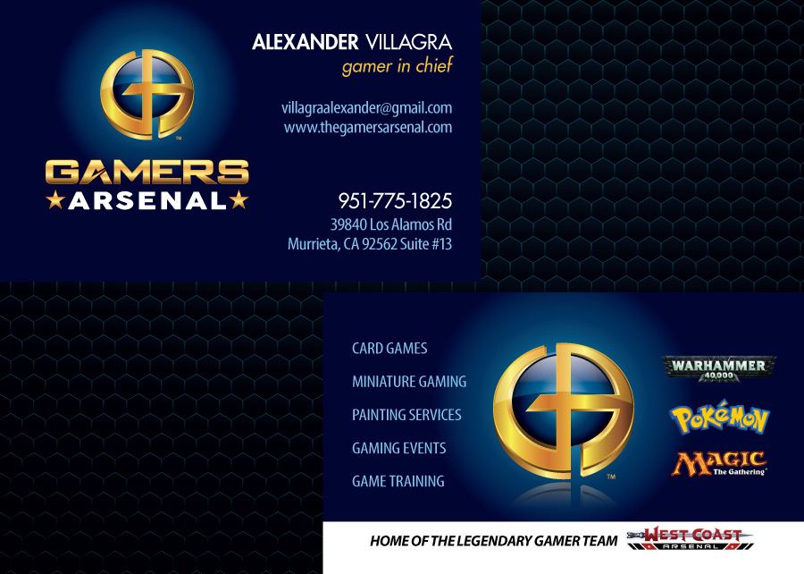 Gamers-Arsenal-Business-Card