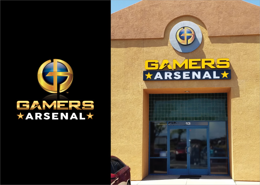Gamers-Arsenal-Sign