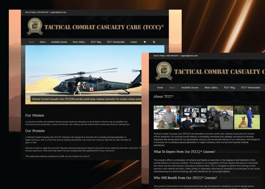 TCCC-Website