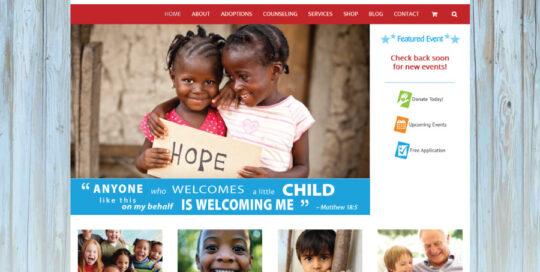International-Christian-Adoptions-Website