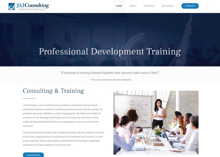 JAI-Consulting-Website