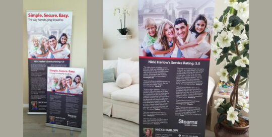 JAI-Consulting-for-Stearns-Lending-Retractable-Floor-Banner