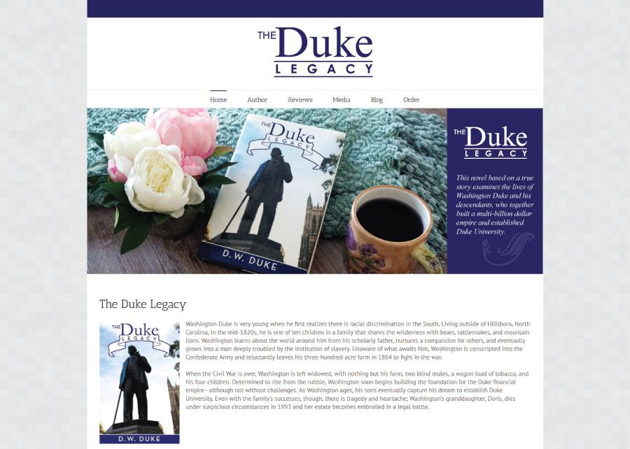 The-Duke-Legacy-Website